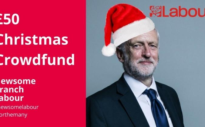 Newsome Branch Christmas Crowdfund