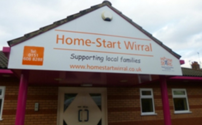 Home-Start Wirral's Community Shop