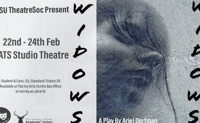 Widows - University of Surrey Theatre Society