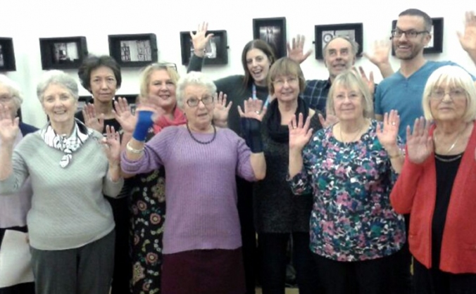 Singing for Lung Health Wolverhampton
