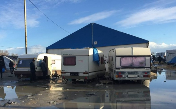 Arcadia gas safety mission to Calais
