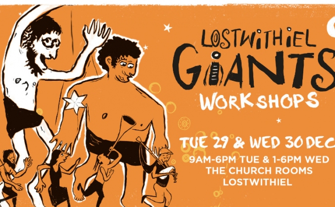 Lostwithiel Giants Workshops