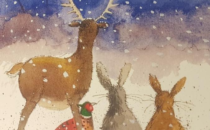 Help save Christmas
