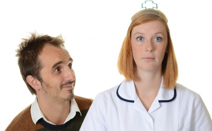 Comic Potential by Alan Ayckbourn (Enigma Theatre)