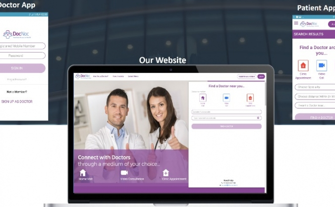 DocNoc 'Your Easy Access to Healthcare'