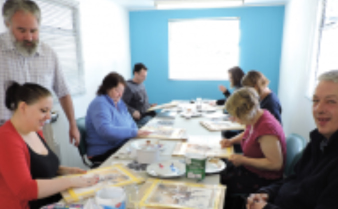 Helping Mental Illness With Art