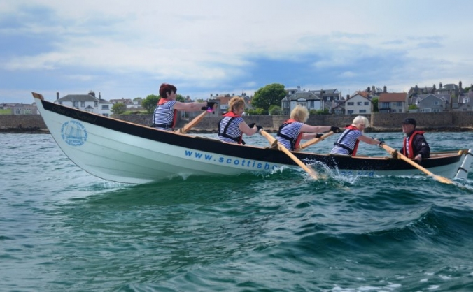 Help Strathpeffer build a Community Rowing Boat !