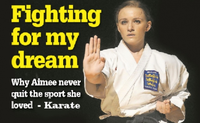 Help Aimee Sell go to the European Championships