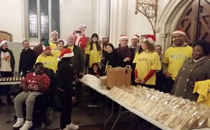 The homeless are not just for Christmas