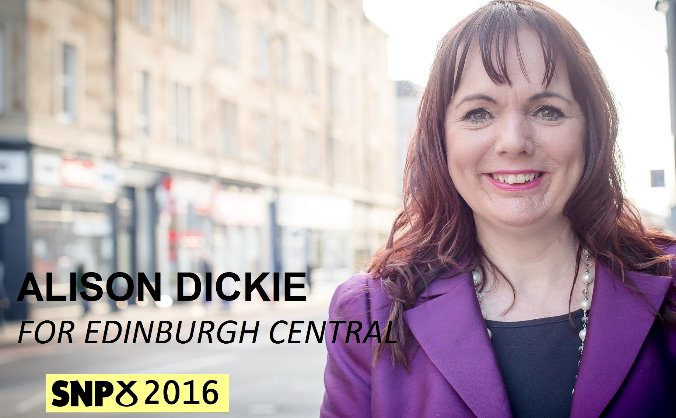 Edinburgh Central SNP