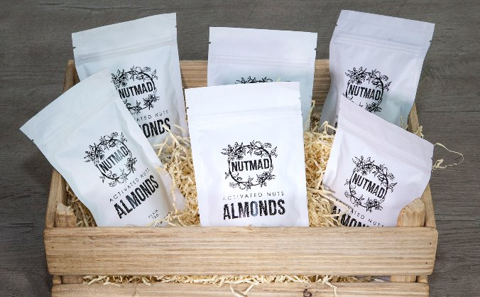 Subscription for healthy and delicious nuts!