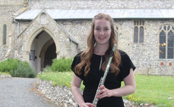Help Scarlett fund her Music College Masters