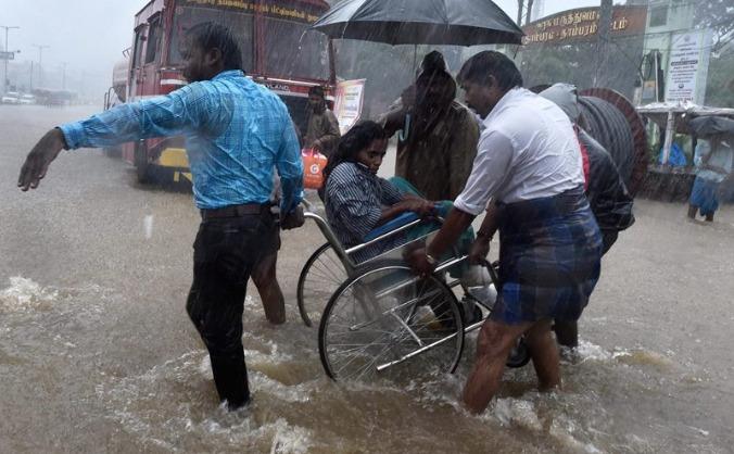 Save Chennai & Cuddalore Flood Relief Fund