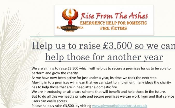 Help us secure a premises