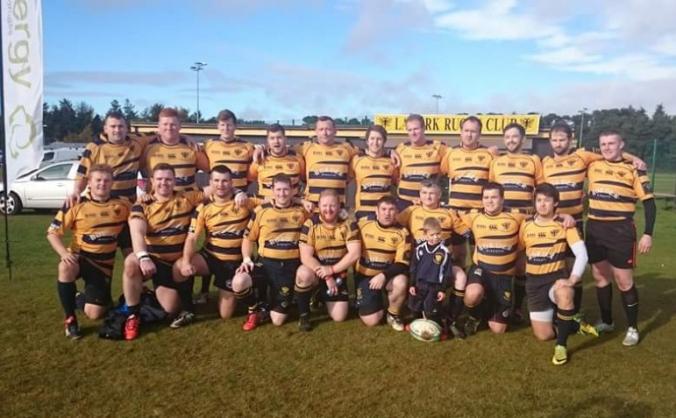 Lanark Rugby Club - Lifesaving Defibrillator