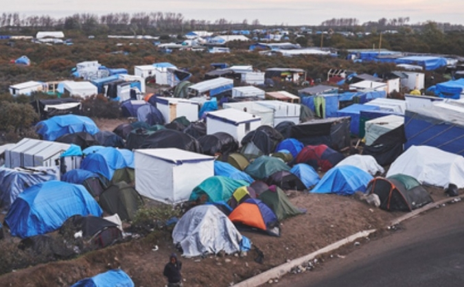 Volunteering with Homes for Winter in Calais