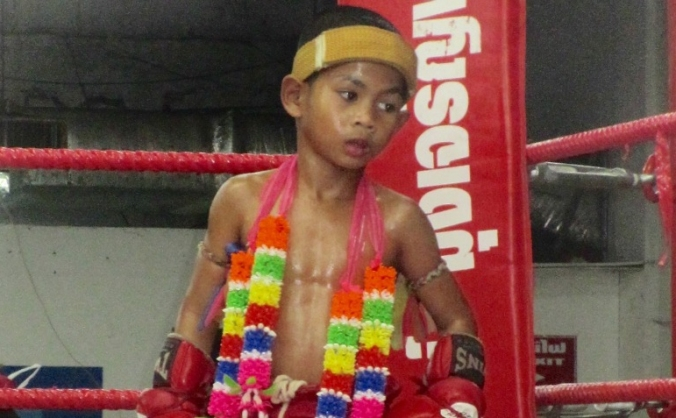 BANSAI MUAY THAI CHILDREN'S CLUB