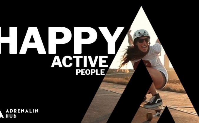 Adrenalin Hub - Active, Happy People