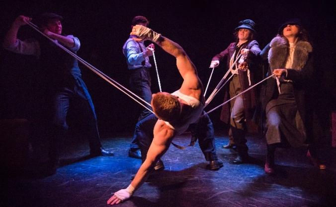 Support Incognito Theatre Company