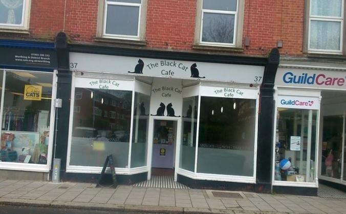 The Black Cat Cafe
