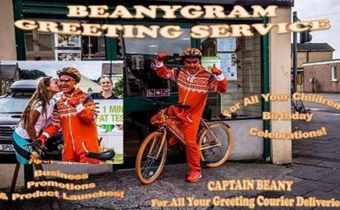 Beanygram Greeting Service
