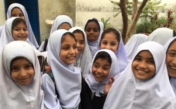 Visit to Tasibeh Girls School