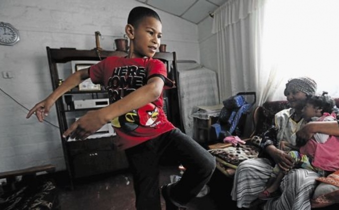 South Africa's Real Billy Elliot
