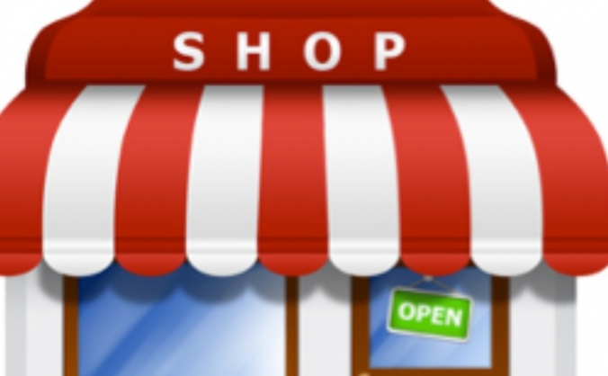 Open a store for the community.