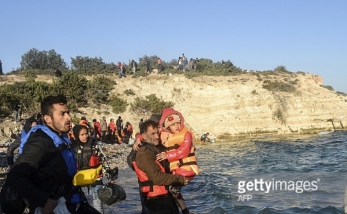 Funding to ship aid to refugees in Chios
