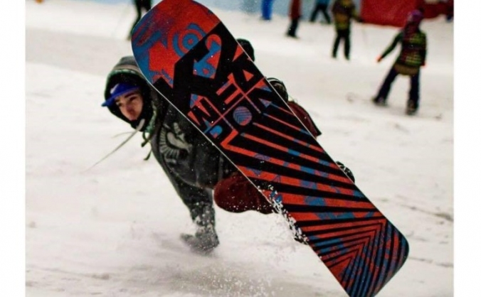 International Snowboarding Competitions