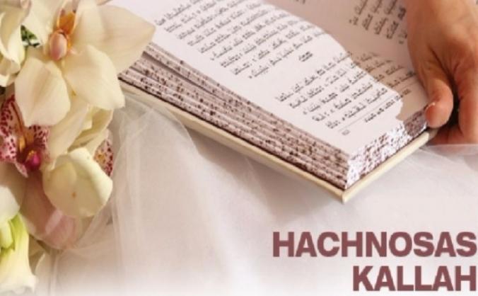 Hachnosos Kallah