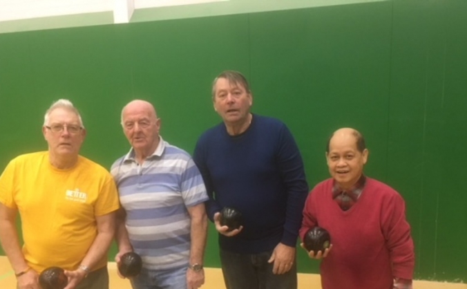 To start a Boccia team for Age Uk Islington