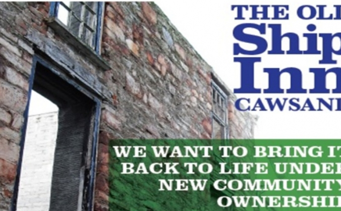 Save The Old Ship Inn, Cawsand