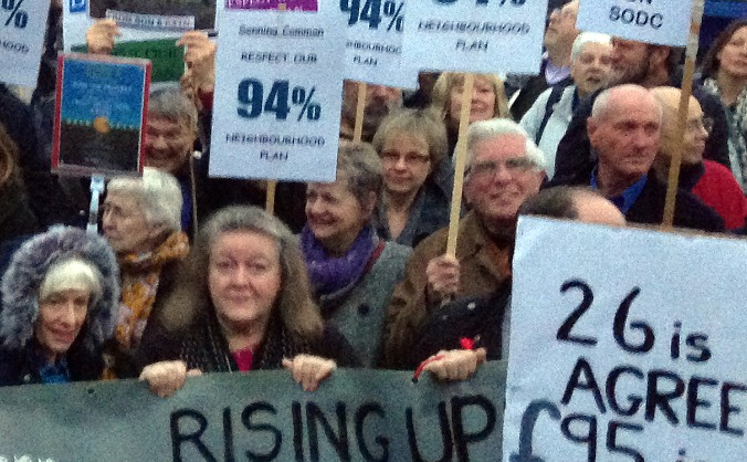 Sonning Common Says No to Gallagher
