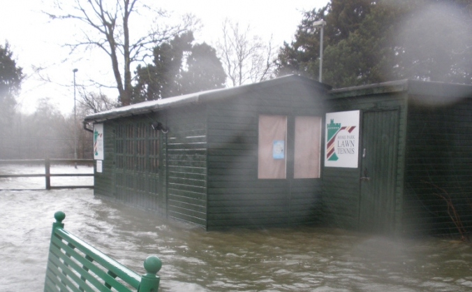 Windsor Home Park Lawn Tennis Club Clubhouse fund