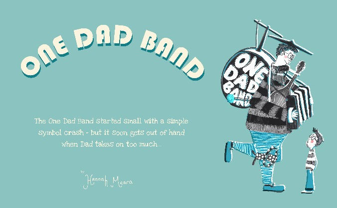 One Dad Band  - vote with your feet publishing