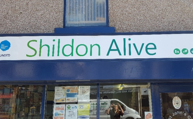 Shildon Alive - Keep It For The Community