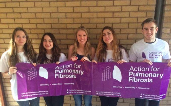 Idiopathic Pulmonary Fibrosis - We need you