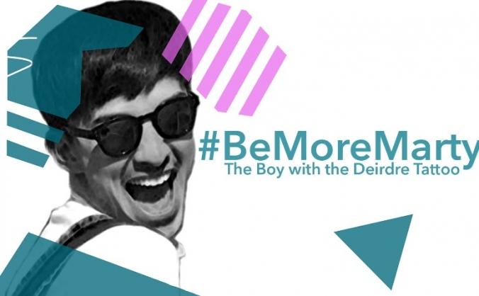 #BeMoreMartyn on Tour