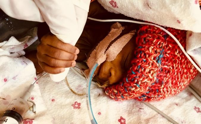 Saving Lives, Teaching Anaesthetic Skills - Africa