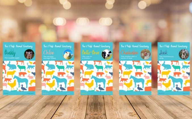 V Kids Books: inspiring children to be vegan