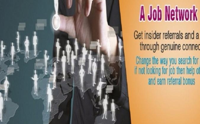 RefCircle - A Job Network