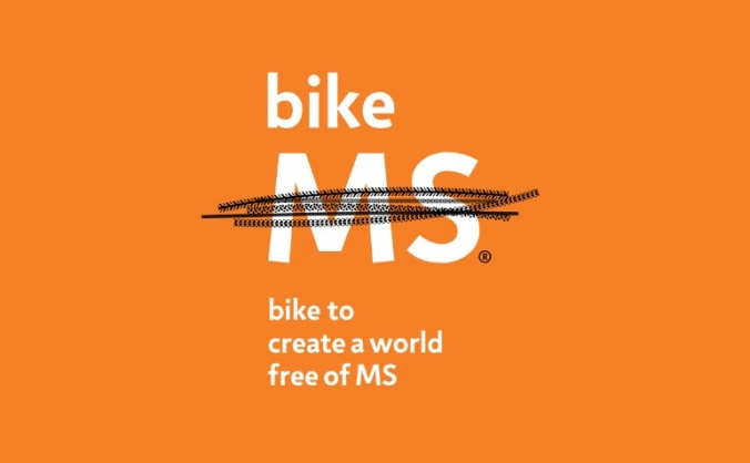 350 miles on a bicycle for charity