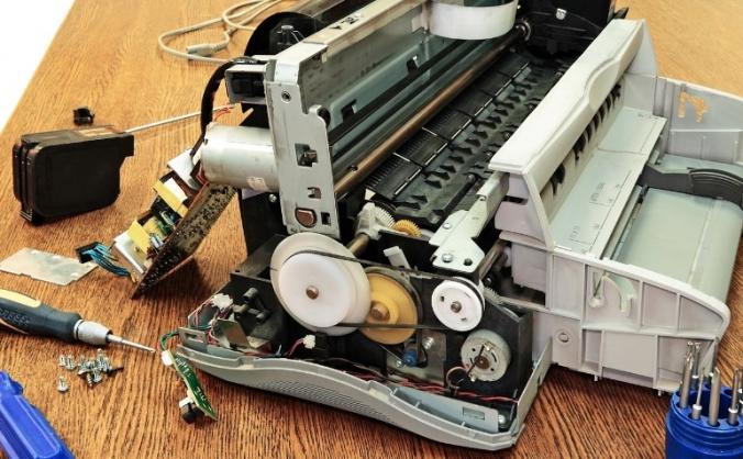 New printer for Bez