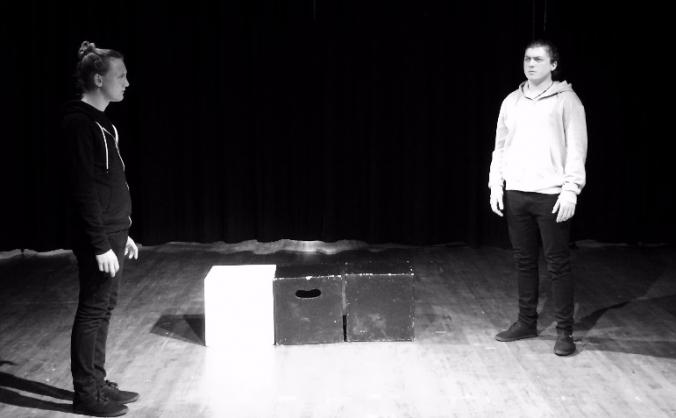 Shade Theatre take A.D.A.M to Edinburgh!