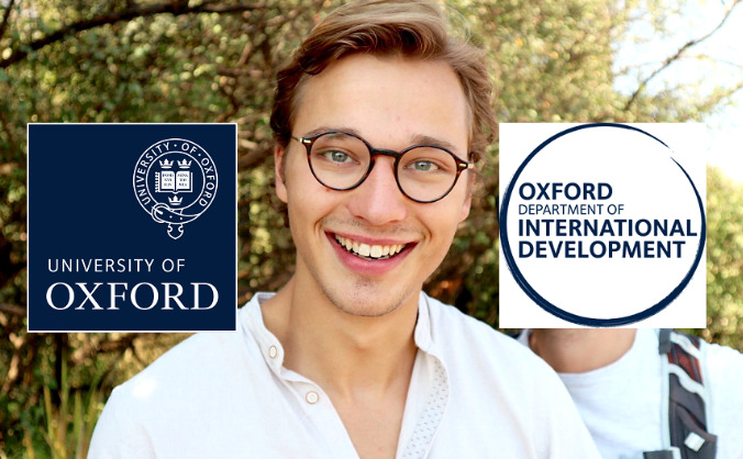Send Brian to Oxford! #BriansMasterPlan