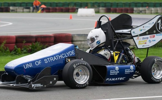 University of Strathclyde Formula Student 2018