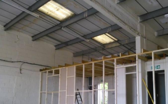 Hope Initiatives (Shrewsbury) Refurbishment 2016