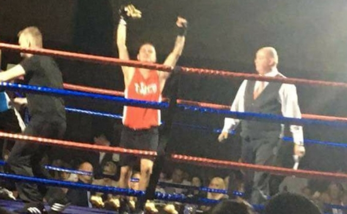White collar boxing for One More Life
