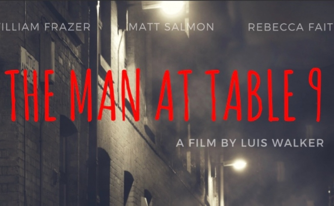 The man at table 9 short film